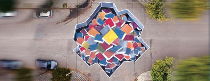 A arte de recriar a cidade