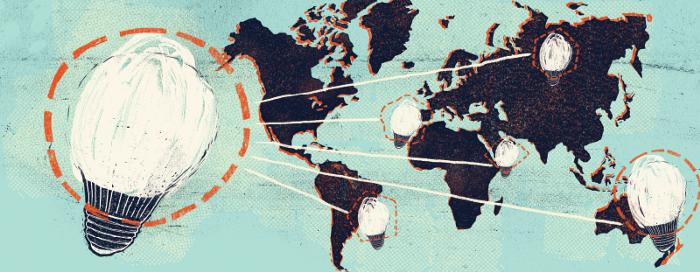 Criatividade Global Três Ponto Zero