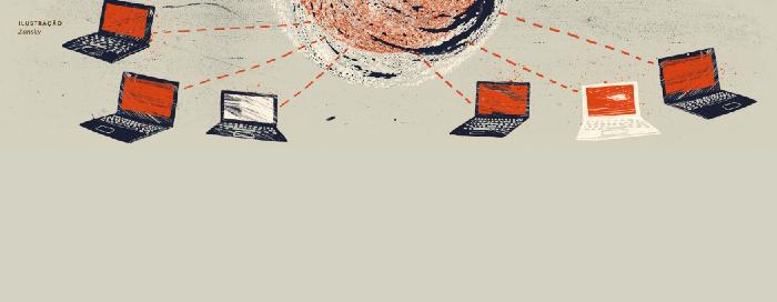 Da contracultura à cibercultura: Uma reflexão sobre o papel dos hackers.